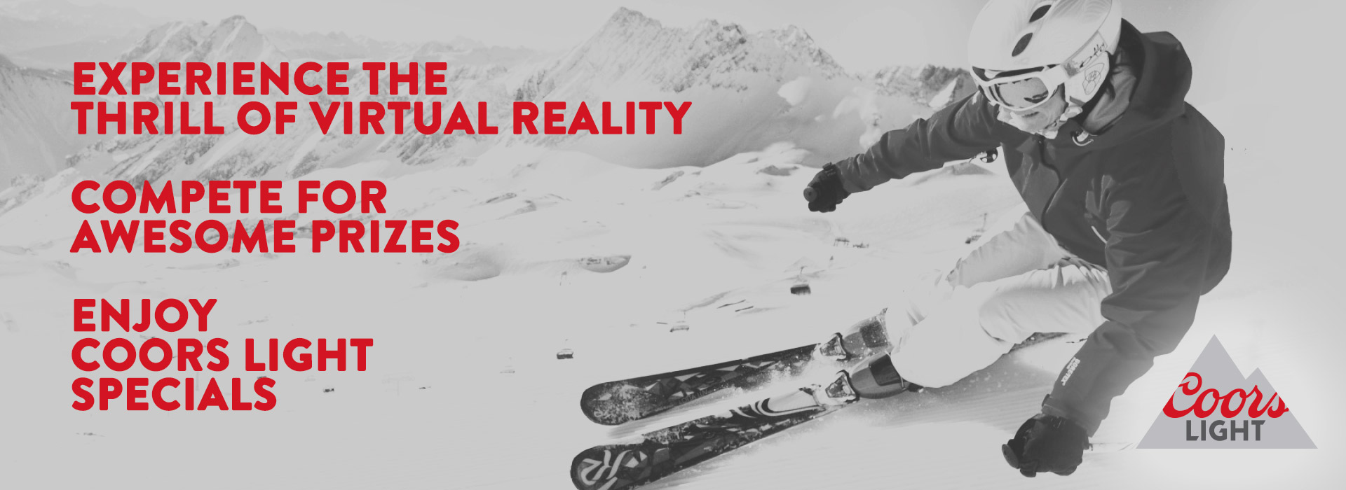 Coors Light Virtual Reality Adventure
